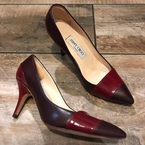 Jimmy Choo - Vintage Pumps (5.5)
